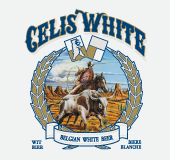 celis white logo